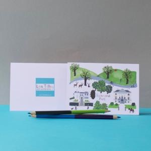 Richmond-Park-notecard-Lisa-Tolley