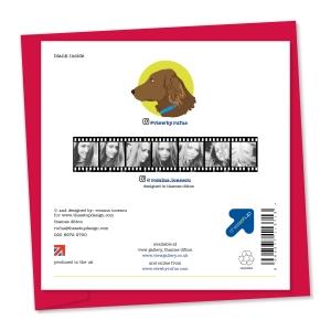 Romina Ionescu card design generic back