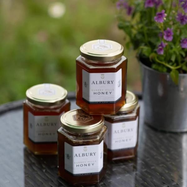 Albury Honey