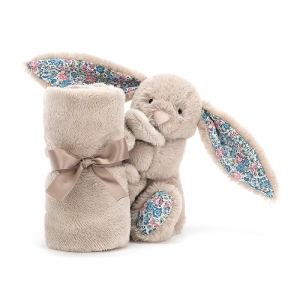 Blossom Beige Bunny Soother