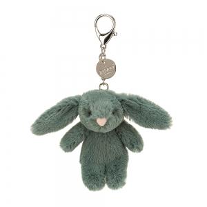 Bashful Forest Bunny Bag Charm