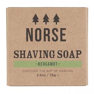 Shaving-soap-bergamot