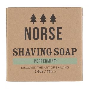 Shaving-soap-peppermint