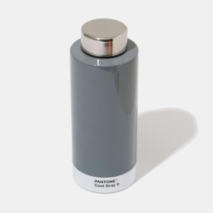 Pantone drinking bottle cool grey 9