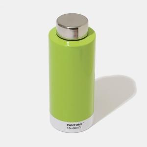 Pantone drinking bottle green 15-0343