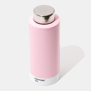 Pantone drinking bottle light pink 182