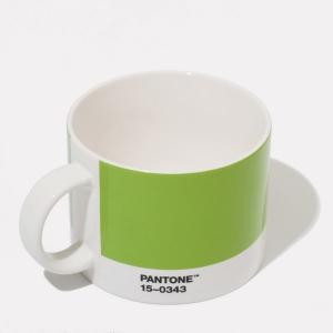 Pantone gren 15-0343 tea cup