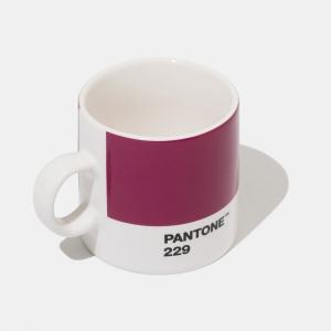 Pantone espresso cup 229 aubergine