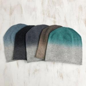 Darja super soft Merino slouch beanie hats range